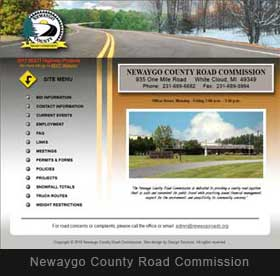 Newaygo County Road Commission